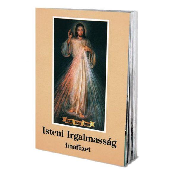 Isteni Irgalmasság imafüzet