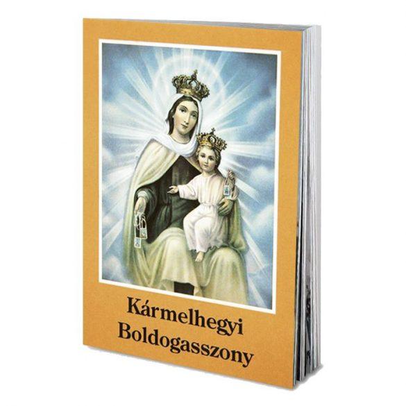Kármelhegyi Boldogasszony imafüzet