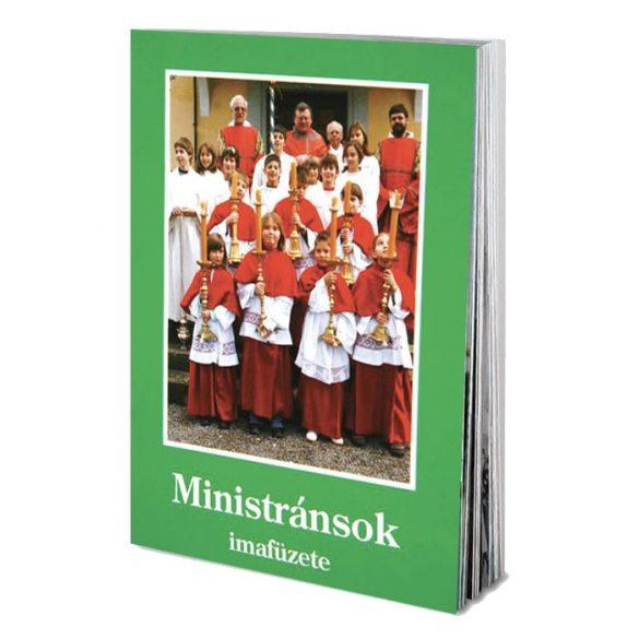 Ministránsok imafüzete