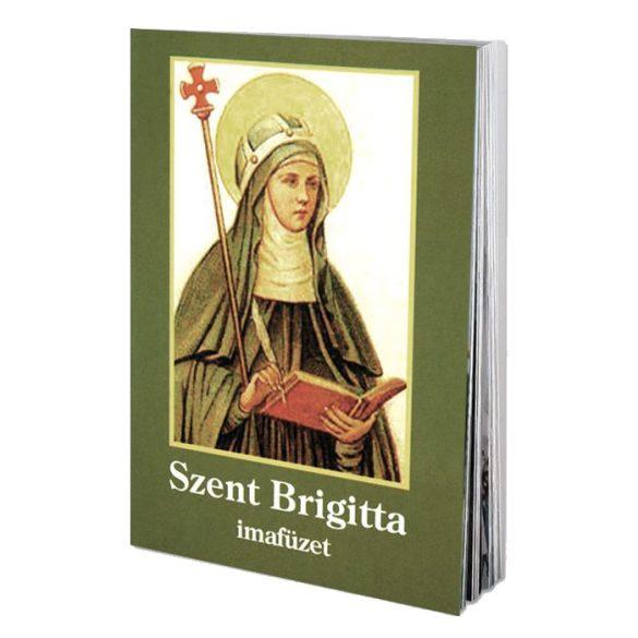Szent Brigitta imafüzet