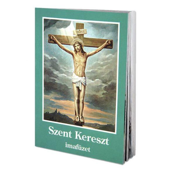 Szent Kereszt imafüzet