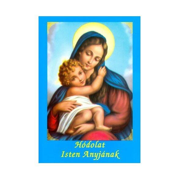 Hódolat Isten anyjának imafüzet