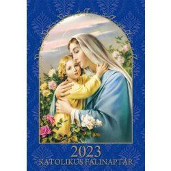 Katolikus falinaptár 2022 (forgatós)
