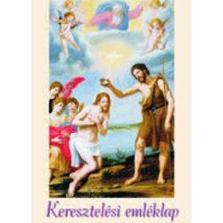 Keresztelési emléklap