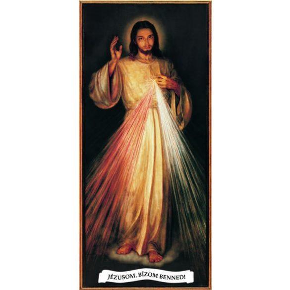 Irgalmas Jézus - kép