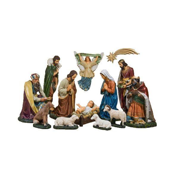 Betlehem szobor csoport 85cm