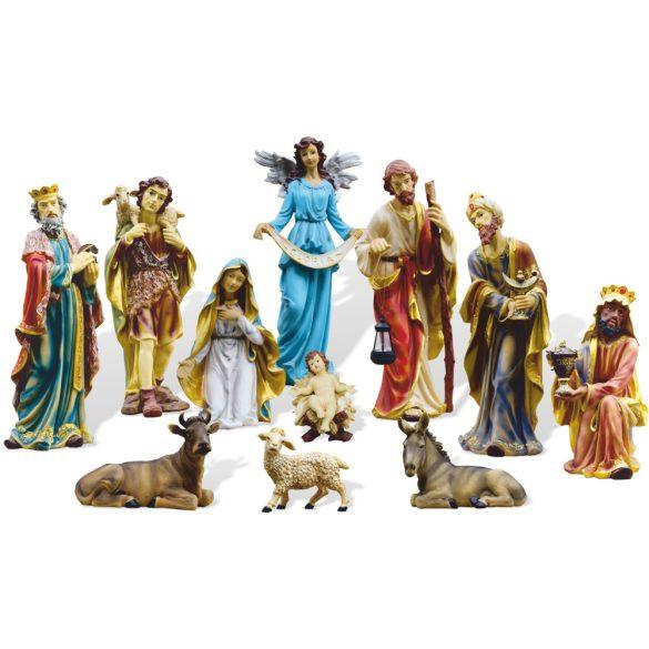 Betlehem szobor csoport 80cm