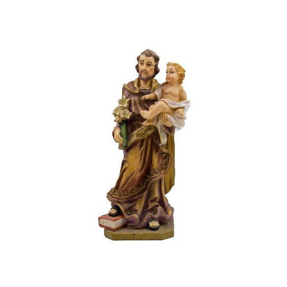 Szent József szobor 24cm