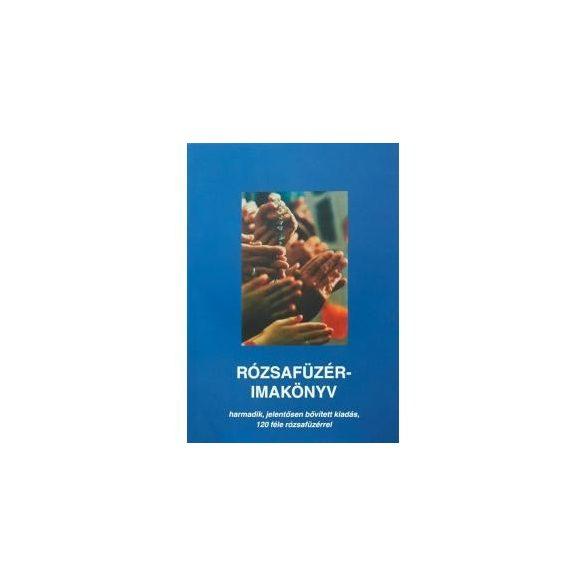 Rózsafüzér imakönyv