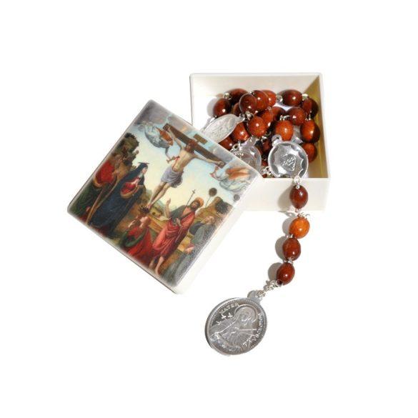 Jézus öt szent sebe rózsafüzér