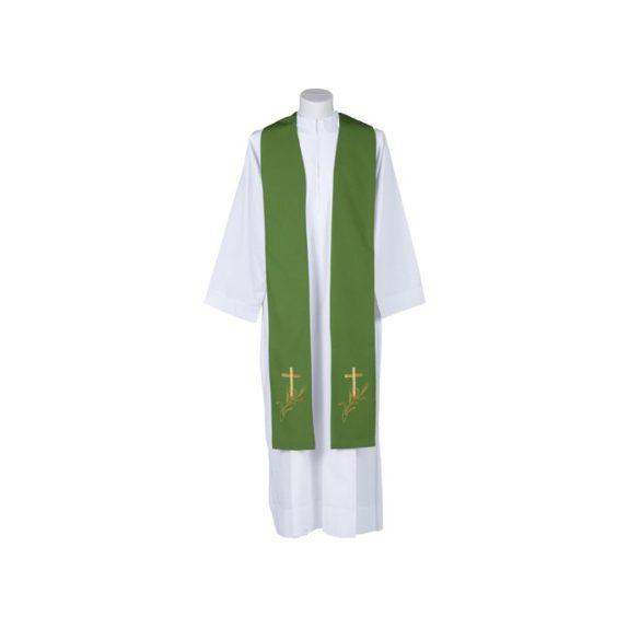 Stólák liturgikus színekben