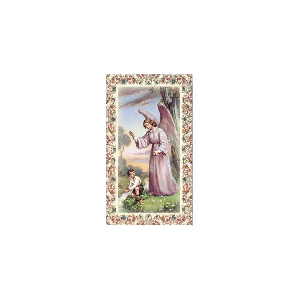 Őrangyal szentkép