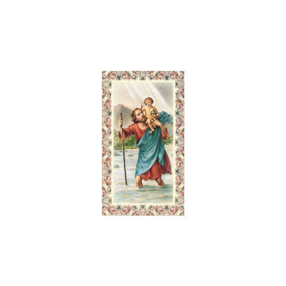 Szent Kristóf szentkép
