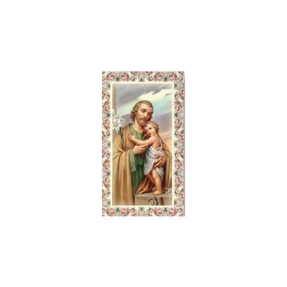 Szent József szentkép