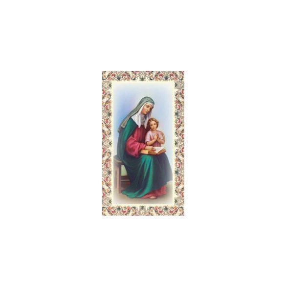 Szent Anna szentkép