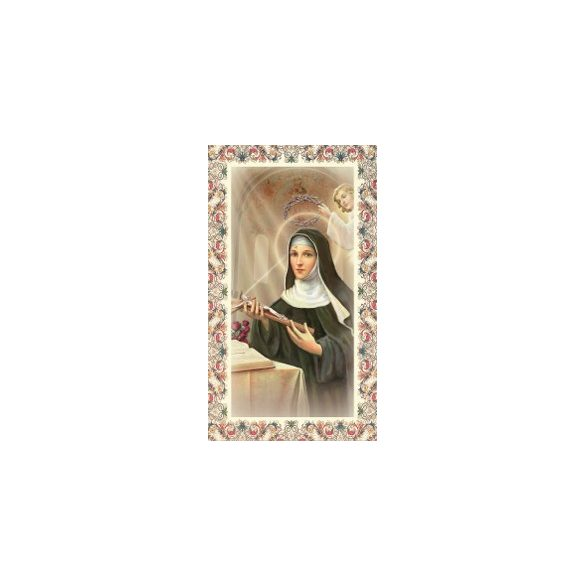 Szent Rita szentkép
