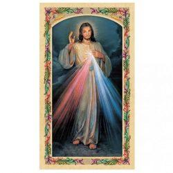 Irgalmas Jézus szentkép