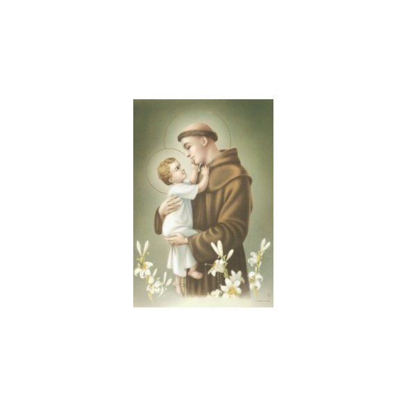 Szent Antal szentkép