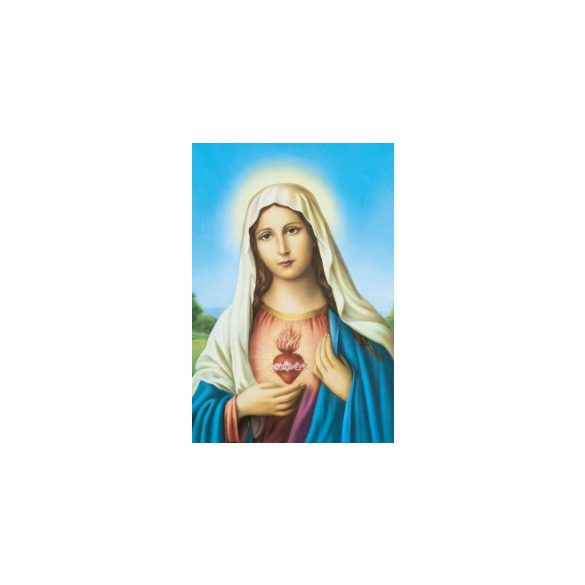 Mária Szíve szentkép