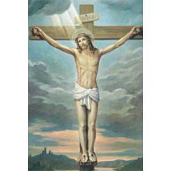 Jézus a kereszten szentkép