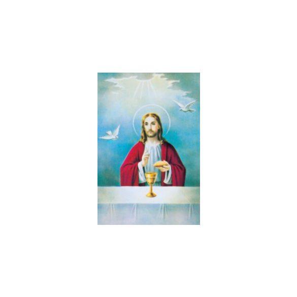 Oltáriszentség alapítása szentkép