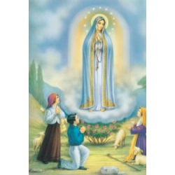 Fatimai jelenés szentkép